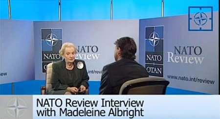 Madeleine K. Albright, Chair, NATO Strategic Concept Expert Group