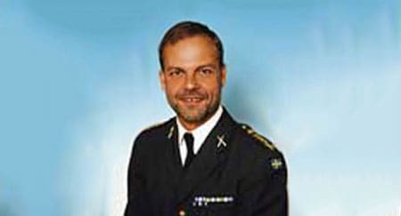 Brigadier-General Brännström: Partner in Peacekeeping