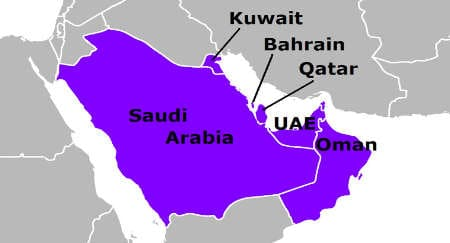 NATO's dealing with a different Gulf now