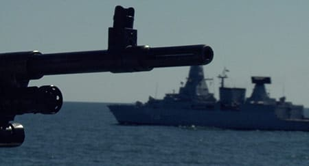 Why patrolling the Black Sea just got more dangerous