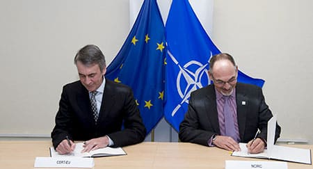 NATO: changing gear on cyber defence