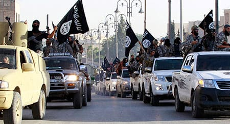Content Wars: Daesh's sophisticated use of communications