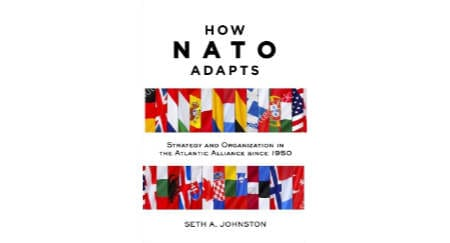 The right stuff: two solid books about NATO