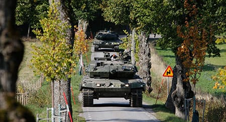 """Resilience: Planning for Sweden's """"Total Defence"""""""
