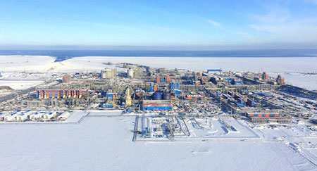The changing shape of Arctic security