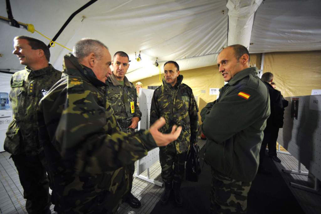 Allied land component command hq madrid - Momentum task force madrid ...