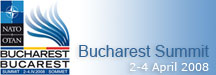 Bucharest Summit logo