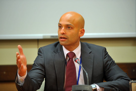 Mr. James Appathurai, NATO Spokesman