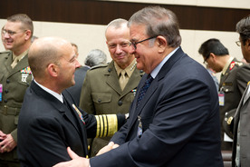 ISAF Ministers pledge support to Afghanistan beyond 2014
