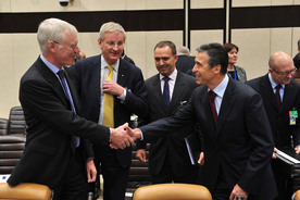 Meeting of the North Atlantic Council with Non-NATO ISAF Contributing Nations
