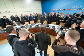 Meetings of the Ministers of Defence at NATO Headquarters, Brussels - North Atlantic Council Meeting