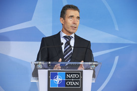 Meetings of the NATO Ministers of Foreign Affairs at NATO Headquarters in Brussels - Arrival and doorstep statement by NATO Secretary General