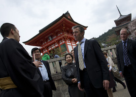 Visit by NATO Secretary General to Japan