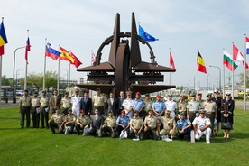 small_UAE Command and Staff College visit NATO