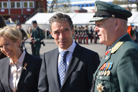 small_NATO Secretary General visits Norway