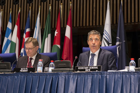 small_Joint meeting of the North Atlantic Council and the NATO Parliamentary Assembly