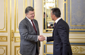 small_NATO Secretary General visits Ukraine