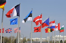 NATO Headquarters Brussels.