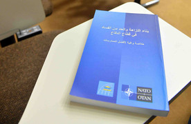 small_Launch of Arabic Translation of the ''Compendium of Best Practices. Building Integrity and Reducing Corruption in Defence''