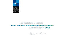 Secretary General's Annual Report 2012