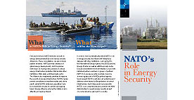 NATO's Role in Energy Security