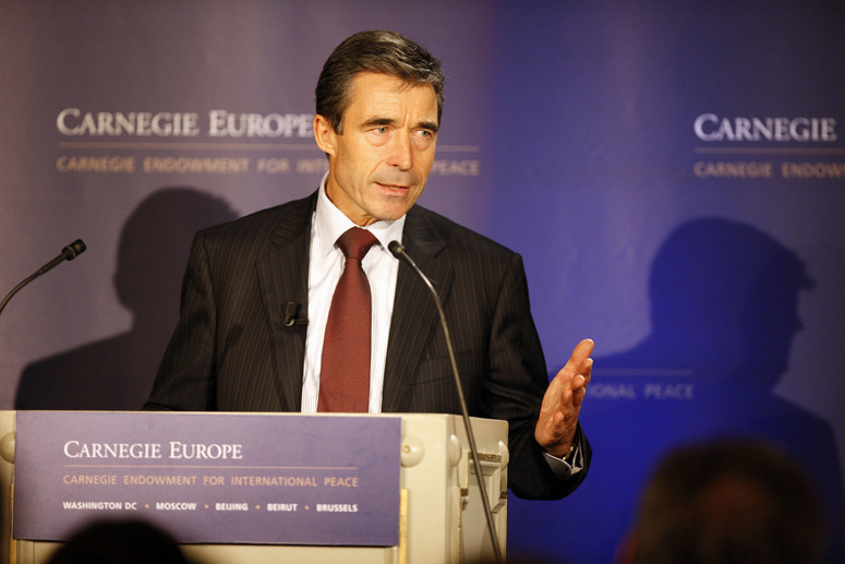 Speech by NATO Secretary General, Anders Fogh Rasmussen