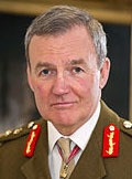Sir Nicholas Houghton, Chief of Defence of the UK