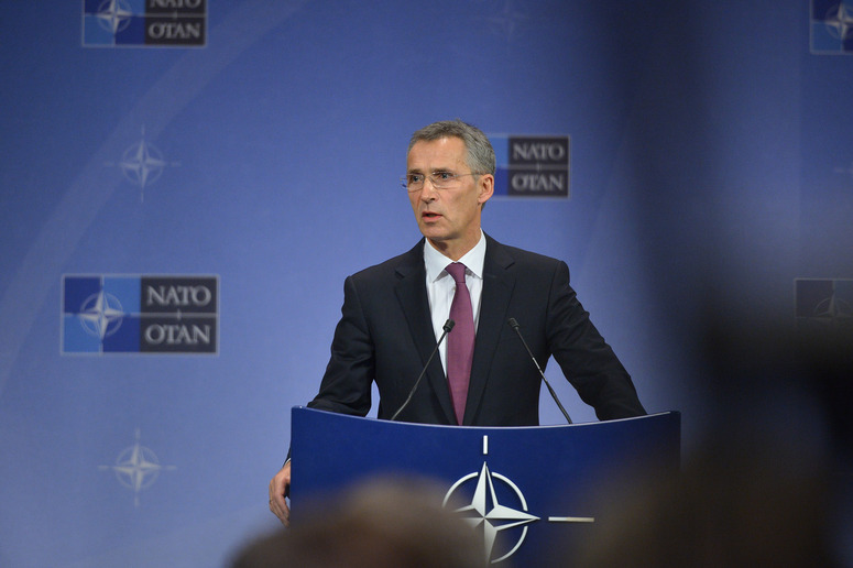 Press Conference NATO Secretary General Jens Stoltenberg