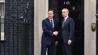 NATO Secretary General visits the United Kingdom