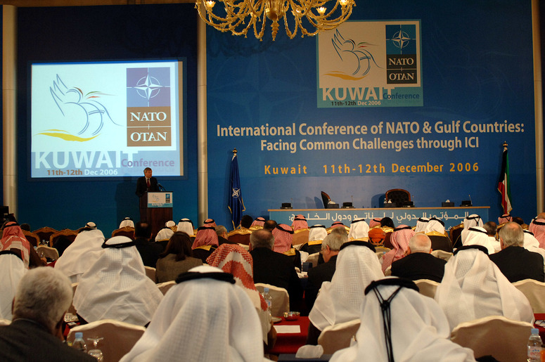 Speech by NATO Secretary General, Jaap de Hoop Scheffer at the NATO-Kuwait Public Diplomacy Conference
