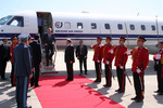 Visit of the NATO Secretary General to Albania, 71.74KB