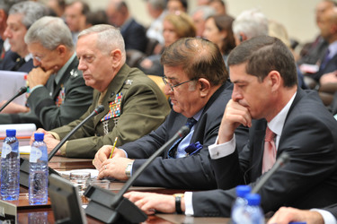 NATO Allies agree on key ISAF issues
