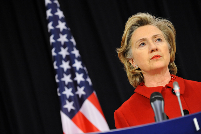 Press Conference by Hillary Rodham Clinton (US Secretary of State)