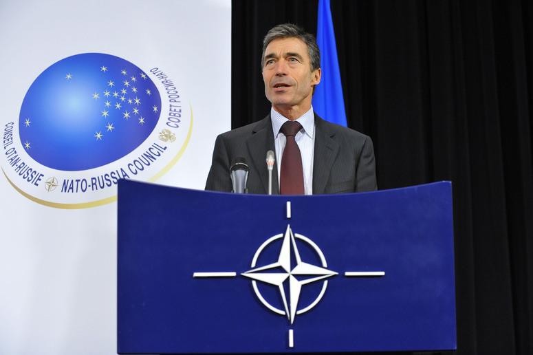 Press Conference by NATO Secretary General, Anders Fogh Rasmussen following the NATO-Russia Council (NRC)