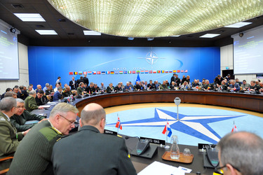 NATO Military Committee concludes two days meetings in Brussels