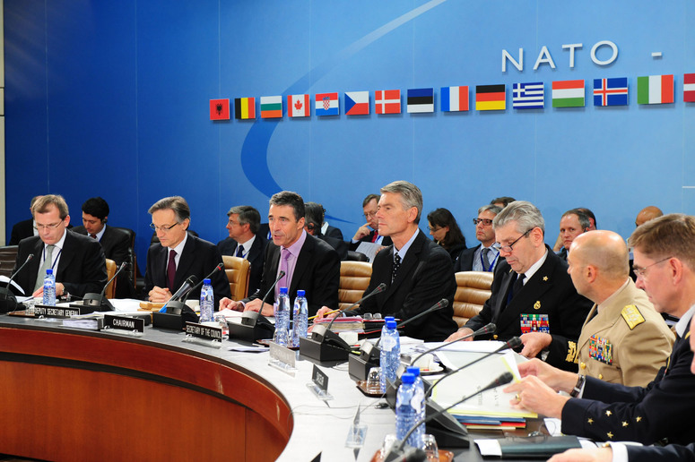 North Atlantic Council Meeting - Head of the table, opening speech by NATO Secretary General, Anders Fogh Rasmussen