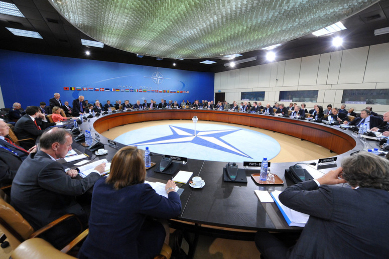 Meeting of the NATO-Ukraine Council (NUC) - General View