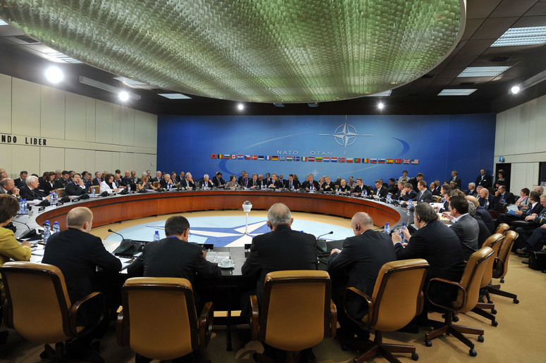 North Atlantic Council (NAC) in Defence Ministers Session - General View