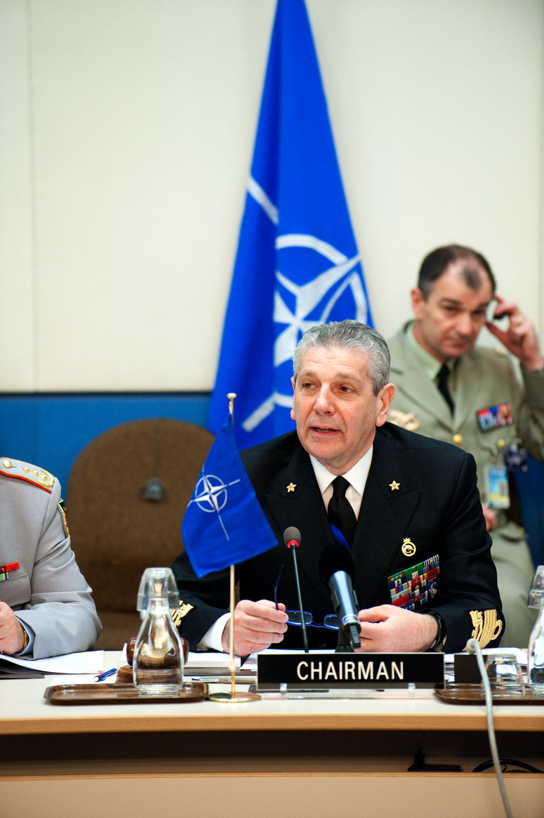MC/CS with Mediterranean Dialogue - Opening remarks by Admiral Giampaolo Di Paola, Chairman of the NATO Military Committee