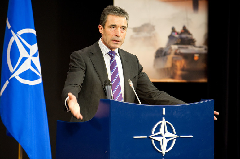 Press Conference by NATO Secretary General, Anders Fogh Rasmussen