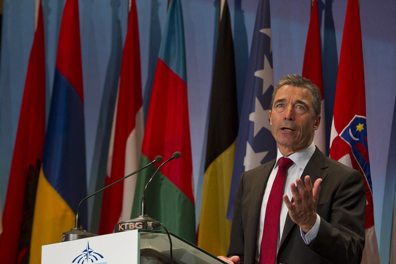 Monday 30th May 2011. The Secretary General Anders Fogh Rasmussen delivered a speech in the plenary session of the NATO Parliamentary Assembly in Varna.