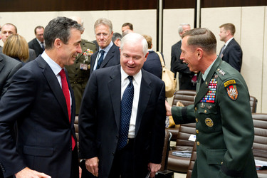 Defence Ministers reaffirm commitment to Afghanistan