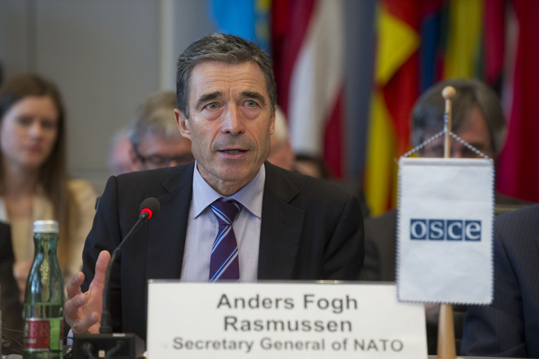 Opening Session of the OSCE Security and Review Conference. Speech by NATO Secretary General Anders Fogh Rasmussen.