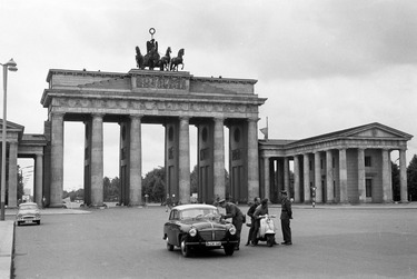 NATO marks 50 years since the 1961 Berlin Crisis