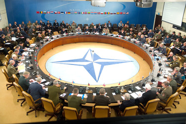 NATO and Partner Chiefs of Defence conclude two days of meetings at NATO