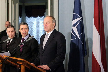 NATO Secretary General praises Latvia as a committed NATO Ally