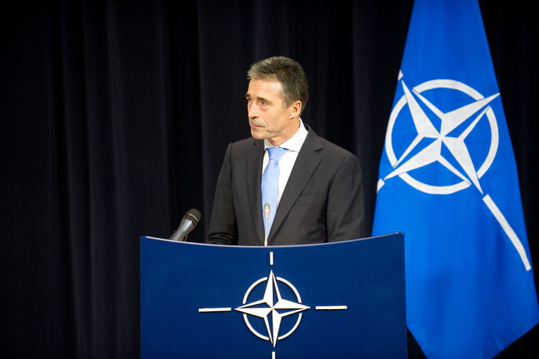 Press Conference by NATO Secretary General Anders Fogh Rasmussen