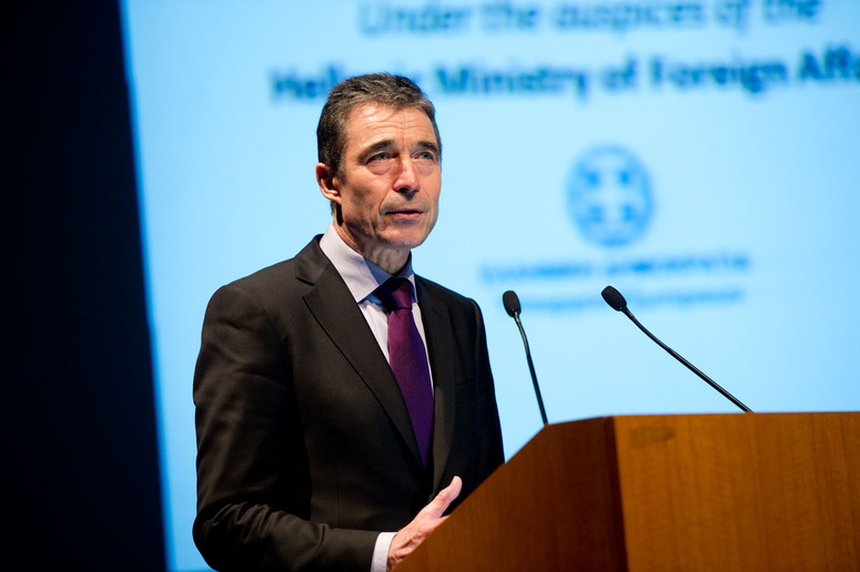 Speech by NATO Secretary General Anders Fogh Rasmussen at theHellenic Foundation for European and Foreign Policy in Athens.