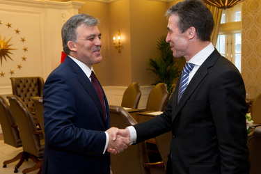 NATO Secretary General thanks Turkey for vital role in the Alliance