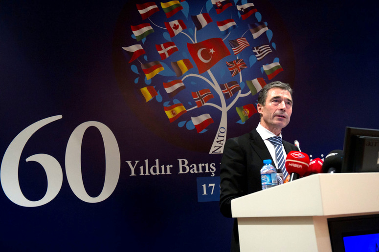 Remarks by NATO Secretary General Anders Fogh Rasmussen